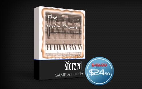 SampleTekk Rain Piano sfzED sale