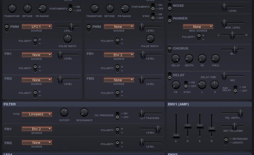 Sanford Sound Design Cobalt 2.0