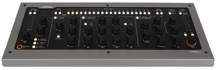 Softube Console 1 MKII hardware
