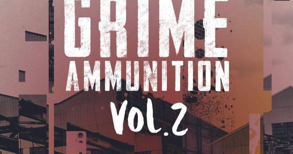 Soul Rush Records Grime Ammunition Vol 2