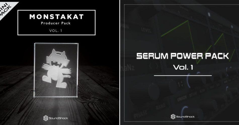 SoundShock Monstakat & Serum Power Pack