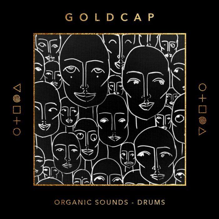 Splice Sounds Goldcap Organic Sounds Drums & Percussion