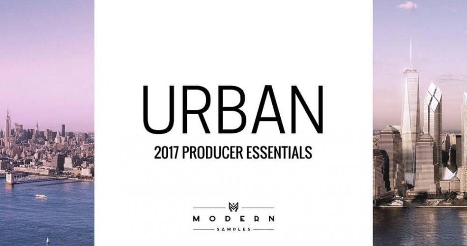 Splice Sounds Urban 2017 Producer Essentials
