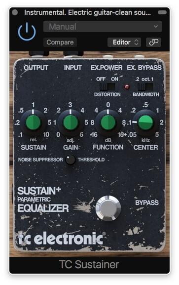 TC Electronic Sustainer