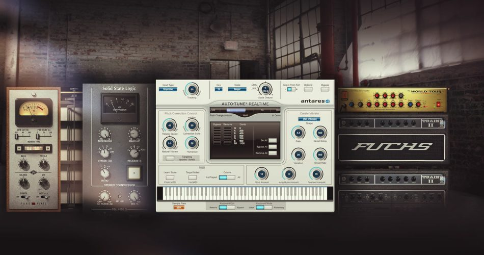 Universal Audio UAD Software v9.2