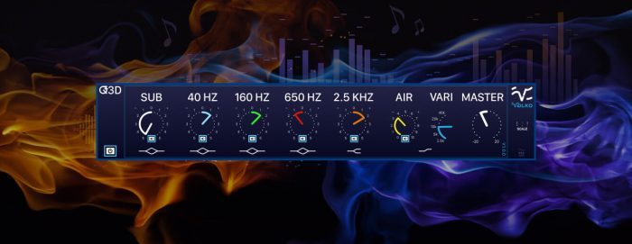 Volko Audio Q3D EQ