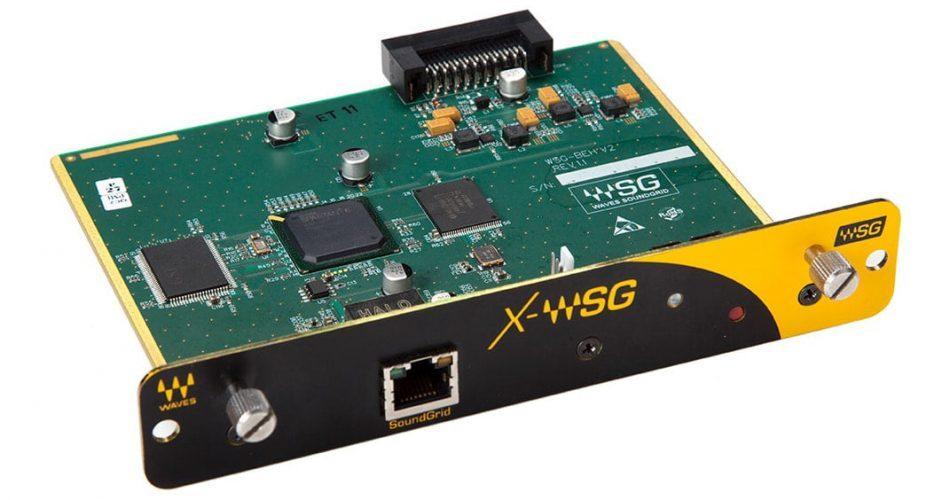 Waves Audio X WSG I/O Card