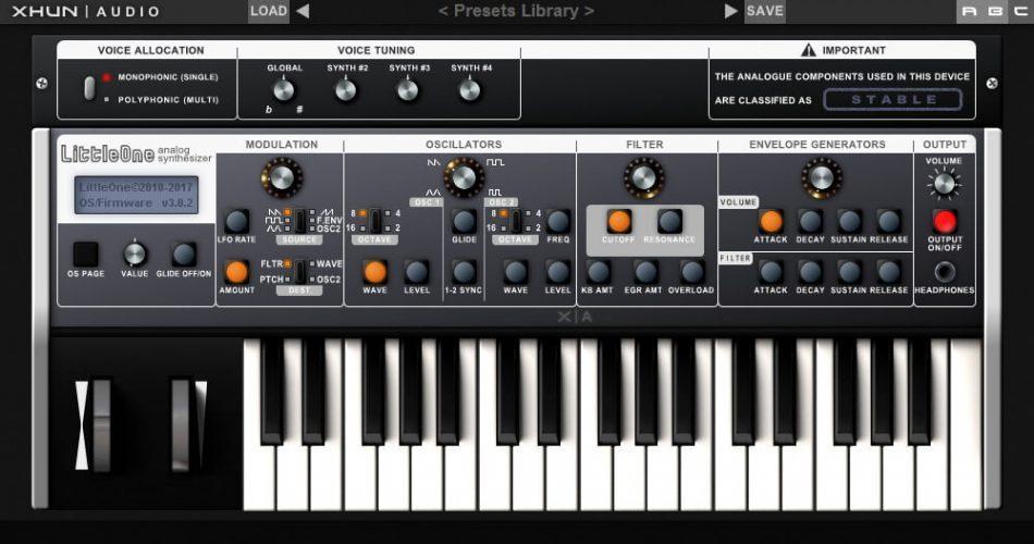 Xhun Audio LittleOne 3.0