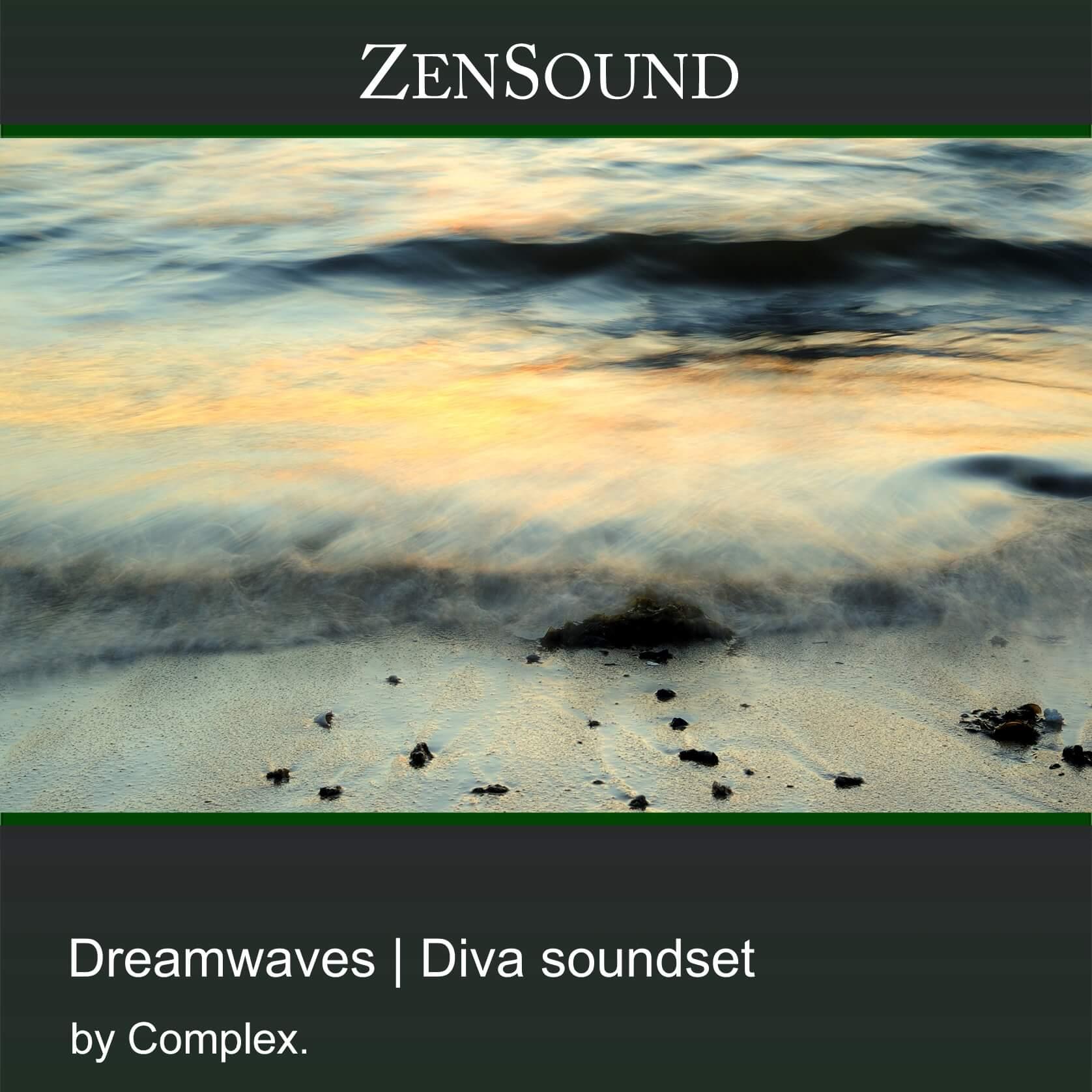 Zensound dreamwaves soundset for u he diva released - U he diva ...