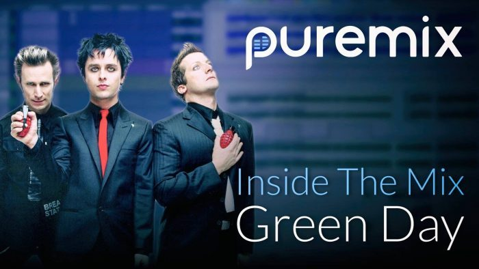 pureMix Inside the Mix Green Day