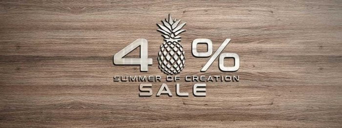 8Dio Summer of Creation Sale