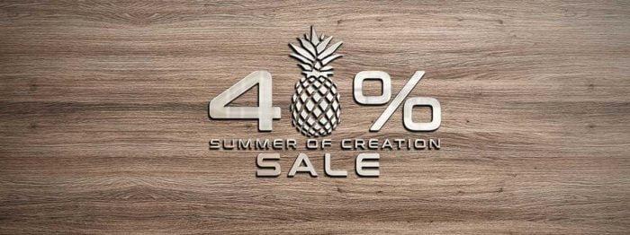 8Dio Summer of Creation Sale
