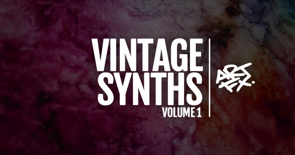 ARTFX Vintage Synths Vol 1 for Serum