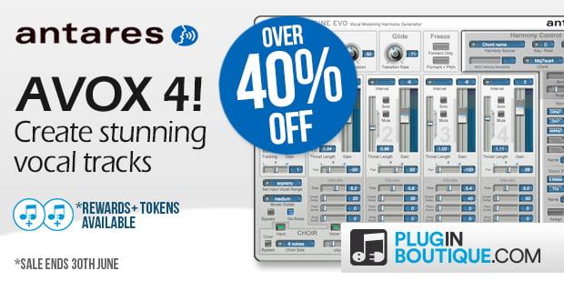 Antaras AVOX 4 sale