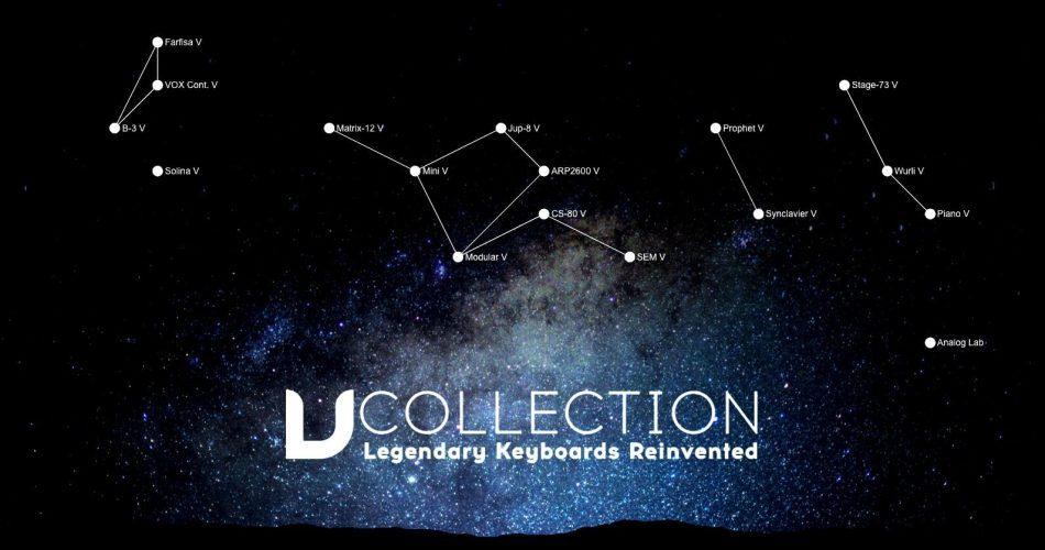 Arturia V Collection 5 sale