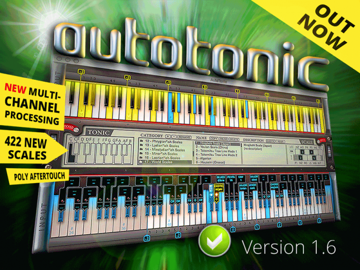 AutoTonic 1.6