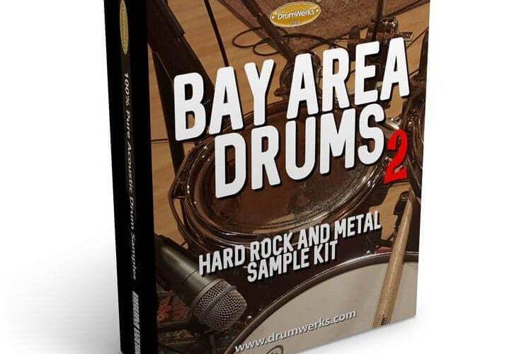 Drum Werks Bay Area Drums 2