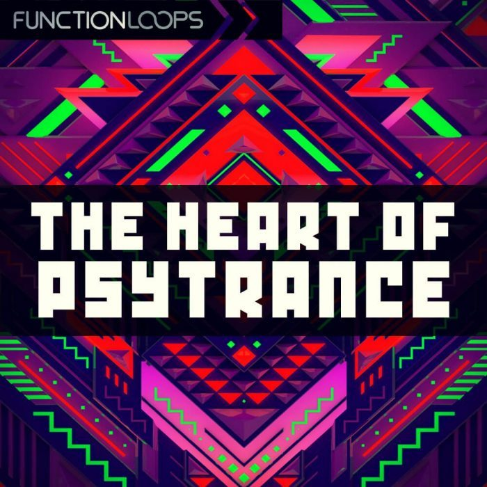 Function Loops Heart of Psytrance
