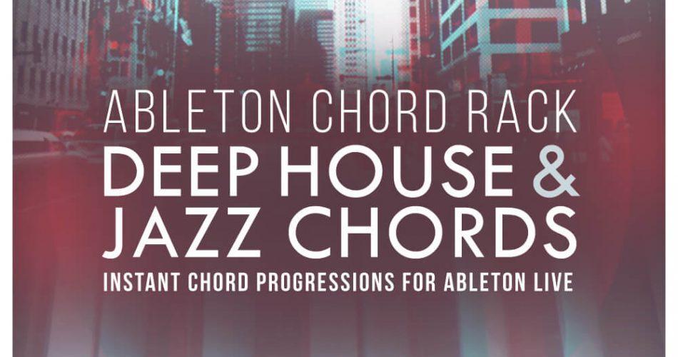 Loopmasters Ableton Chord Rack Deep House & Jazz Chords