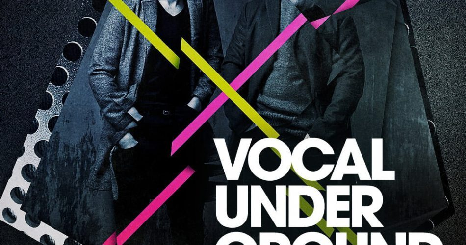Loopmasters MDE Vocal Underground
