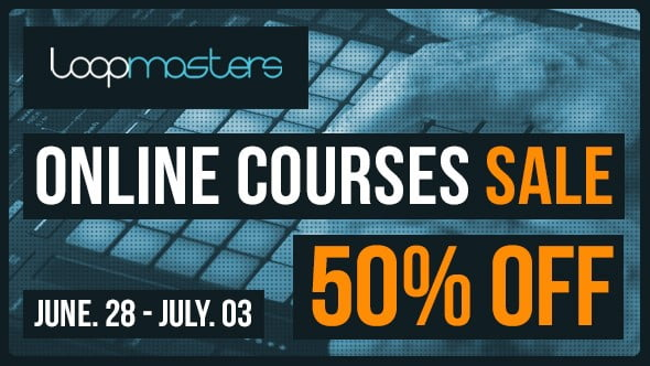 Loopmasters Online Courses Sale