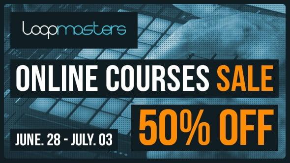 Loopmasters Online Courses Sale