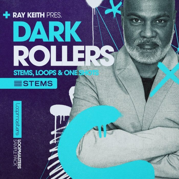 Loopmasters Ray Keith Dark Rollers