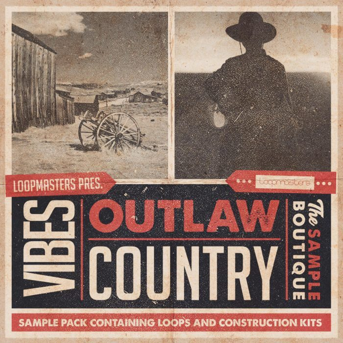 Loopmasters Vibes Vol 4 Outlaw Country