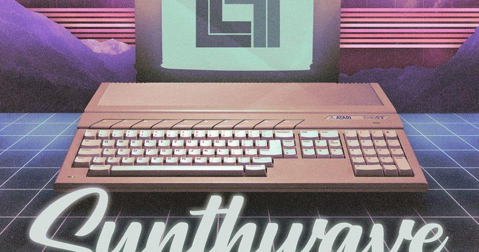 Looptone Synthwave 1980 Retro logue