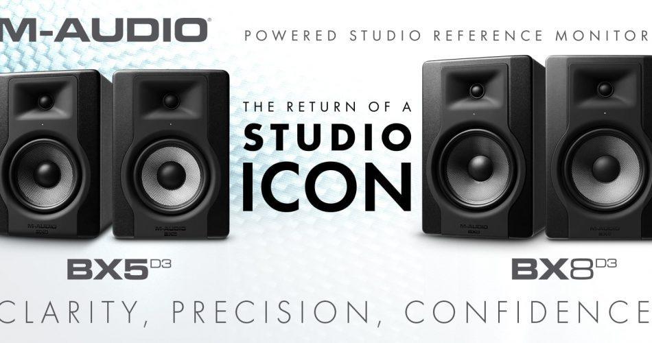 M Audio BXD3 Series