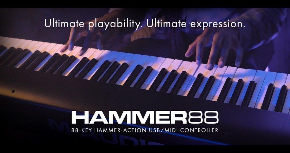 M Audio Hammer 88 feat