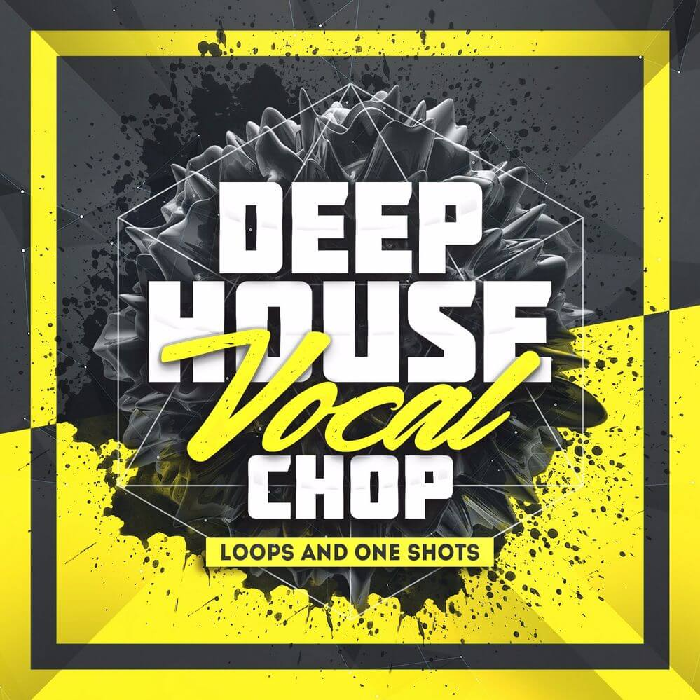 Deep house vocal chop sample pack released at prime loops for Classic house vocal samples