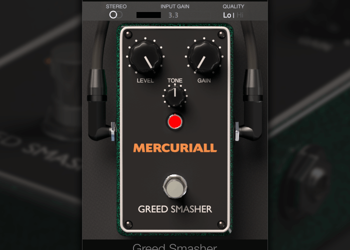 Mercuriall Audio Greed Smasher