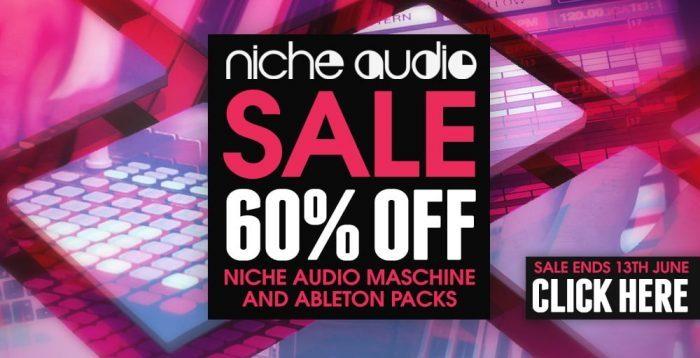Niche Audio Sale