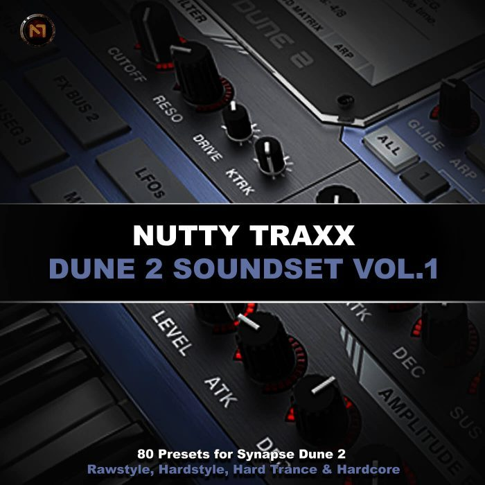 Nutty Traxx Dune 2 Soundset Vol.1