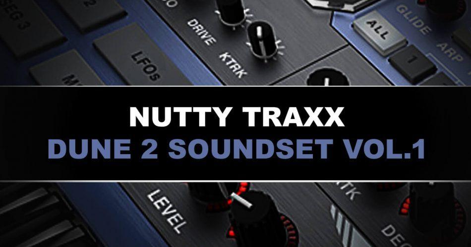 Nutty Traxx Dune 2 Soundset Vol.1
