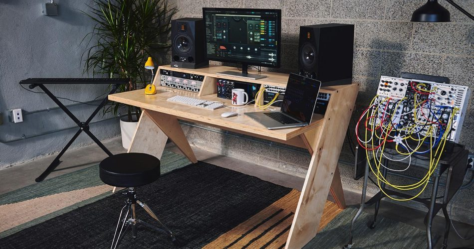 Output Platform studio furniture