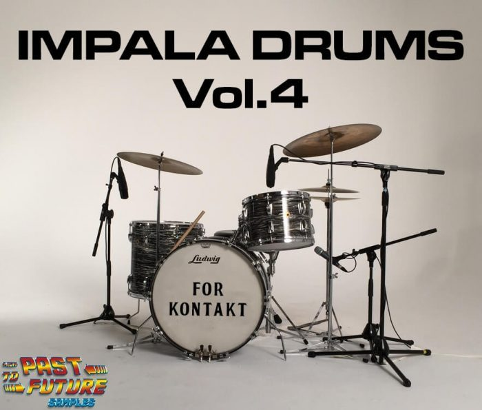 Past To Future Samples Impala Drums Vol. 4