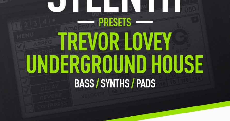 Patchworx Trevor Lovey Underground House for Sylenth