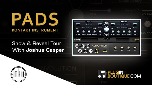 Plugin Boutique Pads Show & Reveal