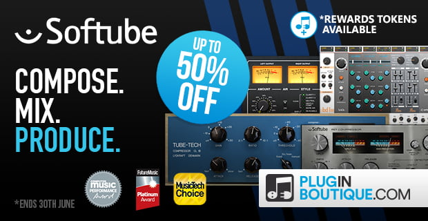 Plugin Boutique Softube Sale