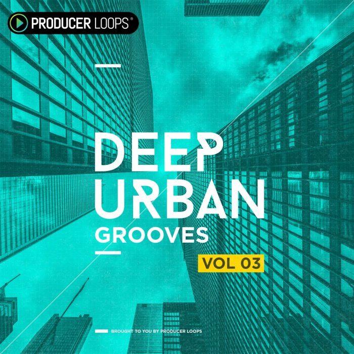 Producer Loops Deep Urban Grooves Vol 3