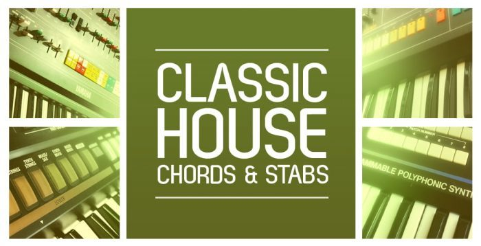 RV Samplepacks Classic House Chords & Stabs