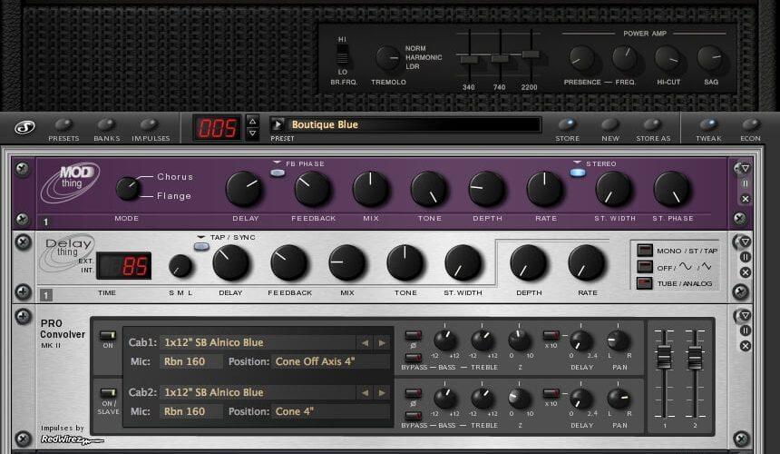 Scuffham Amps S Gear