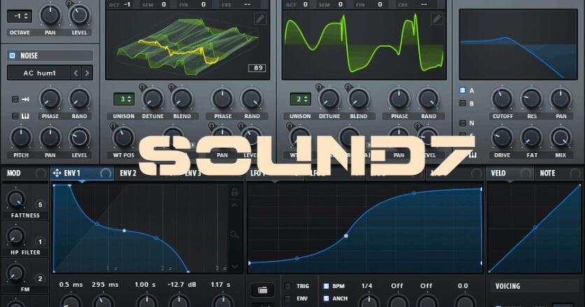 Sound7 Serum Future Trance Vol. 1