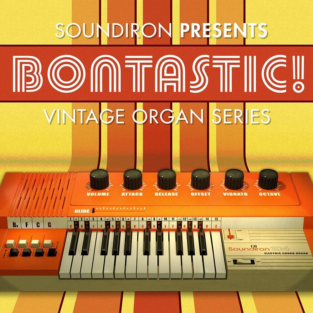 Soundiron goes retro with bontastic vintage organ for kontakt for Classic house organ sound