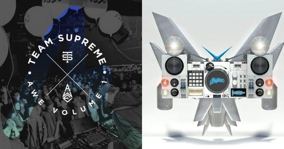 Splice Sounds AWE Vol 1 and Shiftee Boom Bap & Beyond