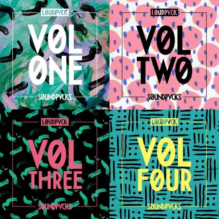 Splice Sounds LOUDPVCK Vol 1 4