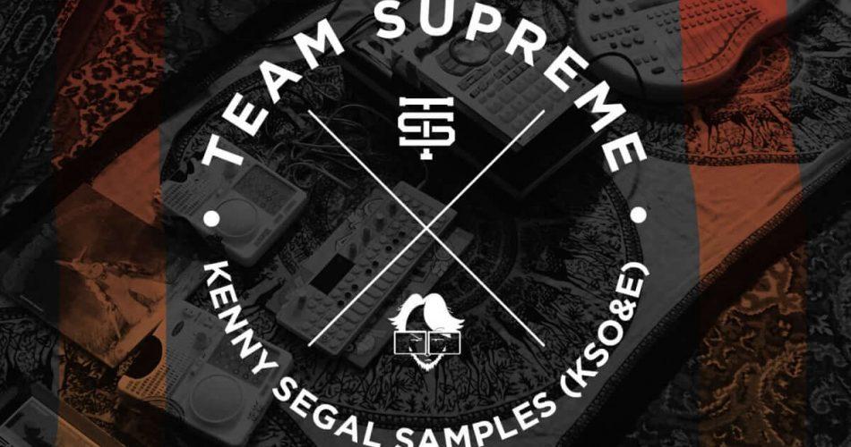Splice Sounds Team Supreme Kenny Segal Samples