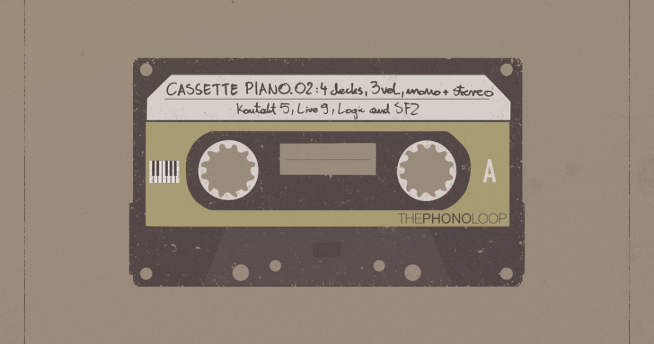 THEPHONOLOOP Cassette Piano.02